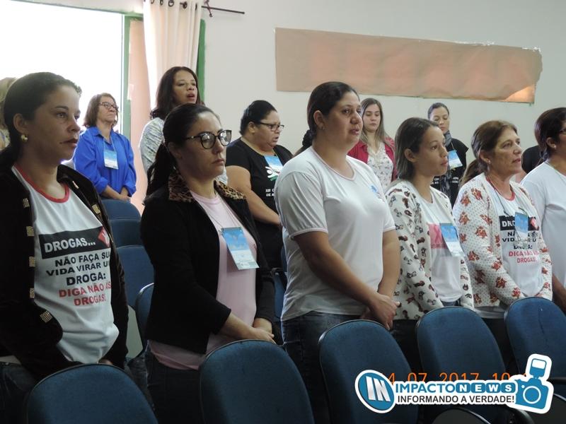 8ª Conferência Municipal da Assistência Social