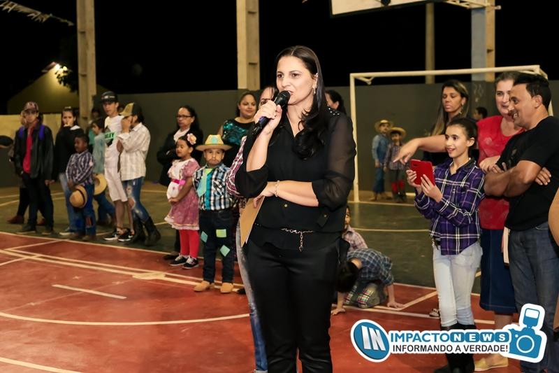 Veja aqui as fotos da Festa Julina da Escola Estadual Edwirges Coelho Derzi