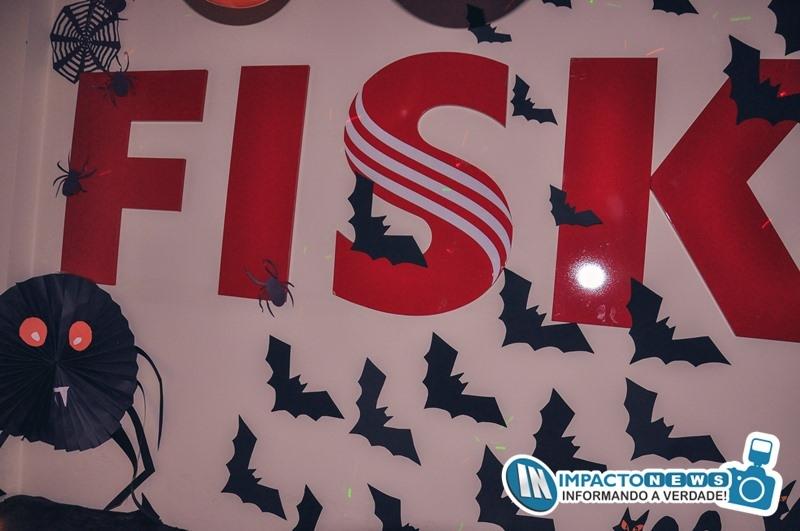 Festa de Halloween da Fisk em Deodápolis foi um sucesso; veja as fotos aqui