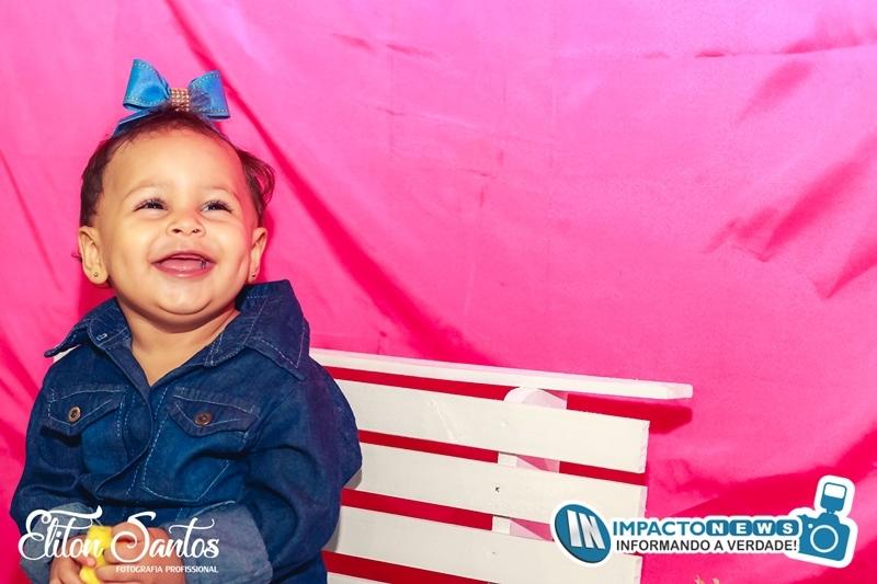 Festa linda de aniversário de 1 aninho da pequena princesinha Maria Luiza