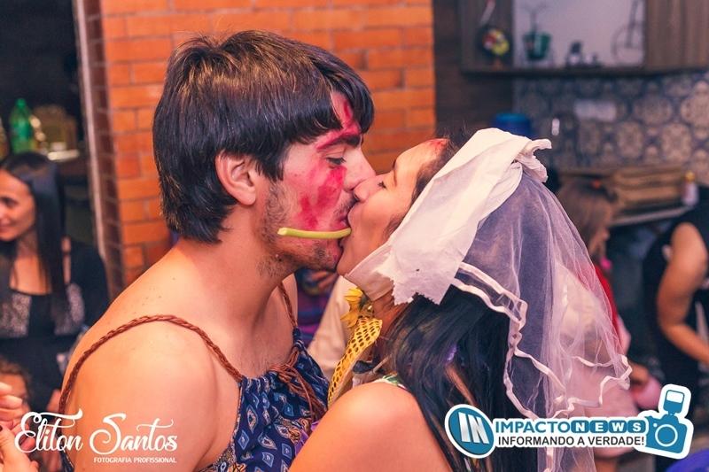 Olha aqui como foi o 'Chá Bar' do casal mais top; Alan e Fernanda em Deodápolis