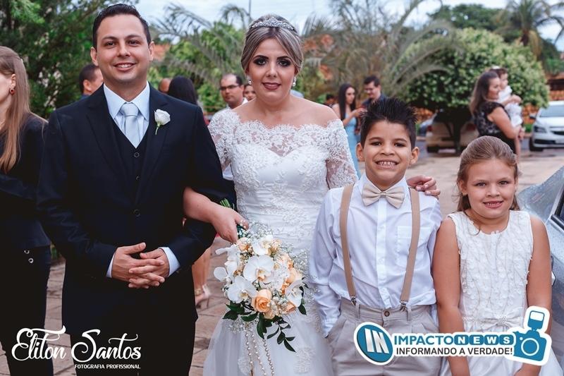 Casamento de Douglas e Ana Paula; Uma festa maravilhosa realizada no Recanto do Sossego