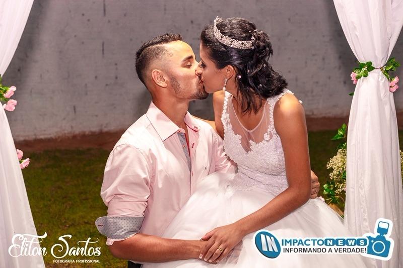 Veja aqui as lindas fotos do Casamento de Letícia e Matheus que ocorreu em Angélica