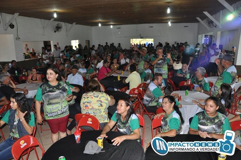 1º Encontro 'Amigos do Pelinha' em Deodápolis; veja como foi a grande festa