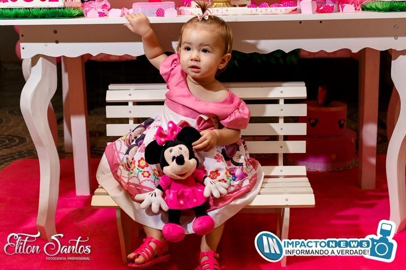 Aniversário da pequena Laysa Shopia