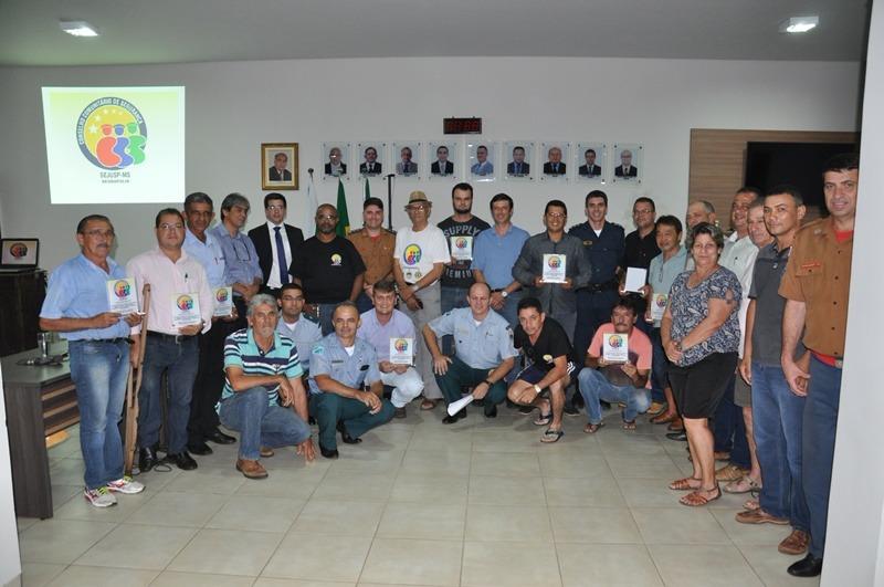 Veja aqui fotos da reunião do Conselho Comunitário de Segurança Publica de Deodápolis