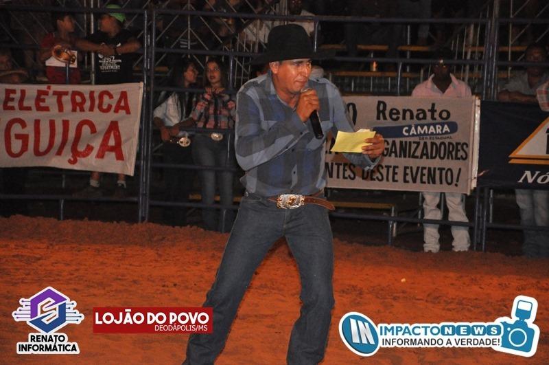 23ª Expoad - Festa do Peão: Veja aqui fotos do 1º dia das festividades dos 42 anos de Deodápolis