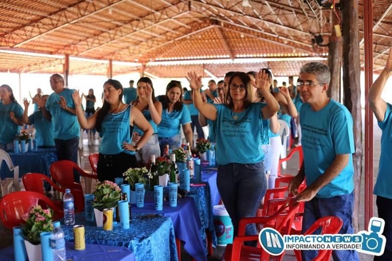 Evento realizado no Recanto do Sossego neste domingo marcou o 1º Encontro da Família Martins e agregados em Deodápolis