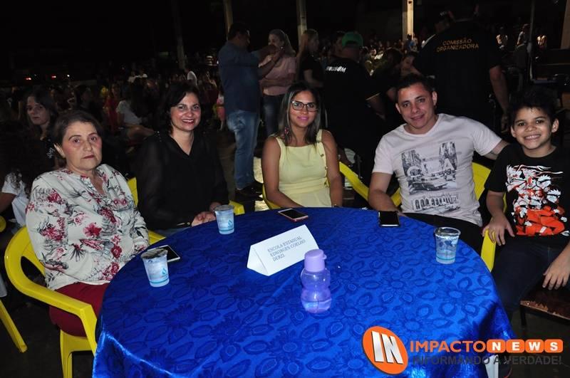 3ª Noite Cultura da Escola Elisabete Lucena Campos (Polo) em Deodápolis