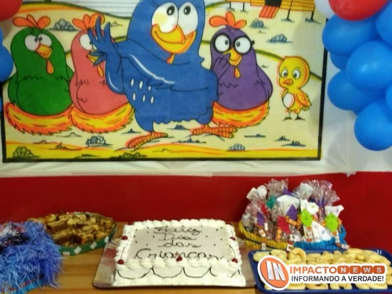 Veja aqui as fotos das comemorações do dia das crianças na rede municipal de ensino em Deodápolis