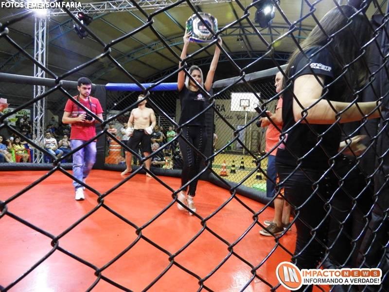Veja aqui as fotos do 1º Elite Fight Championship de MMA que ocorreu em Deodápolis