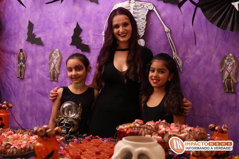 A festa de Halloween da Fisk em Deodápolis foi show e você confere aqui todas as fotos