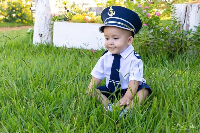 O Nicolas completou o seu 1º aninho com uma linda festa