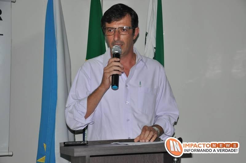 Posse do Conselho Comunitário de Segurança de Deodápolis para 2018/2021