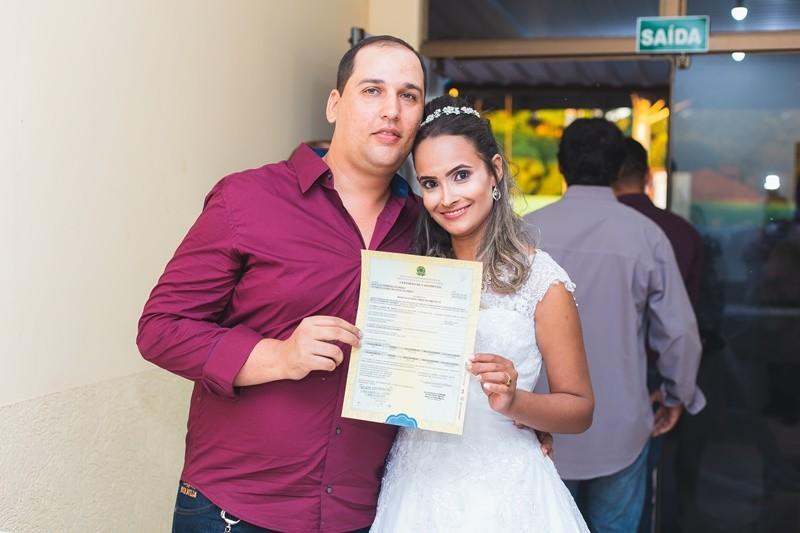 Casamento - Paty e Douglas