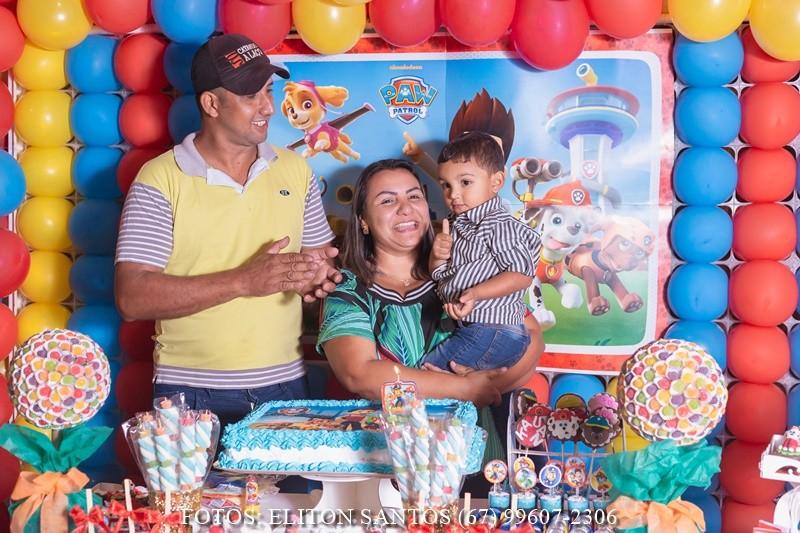 Aniversário de 3 aninhos do Kauan
