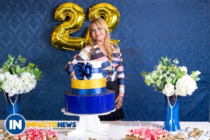 Aniversário de 22 anos da Edymara