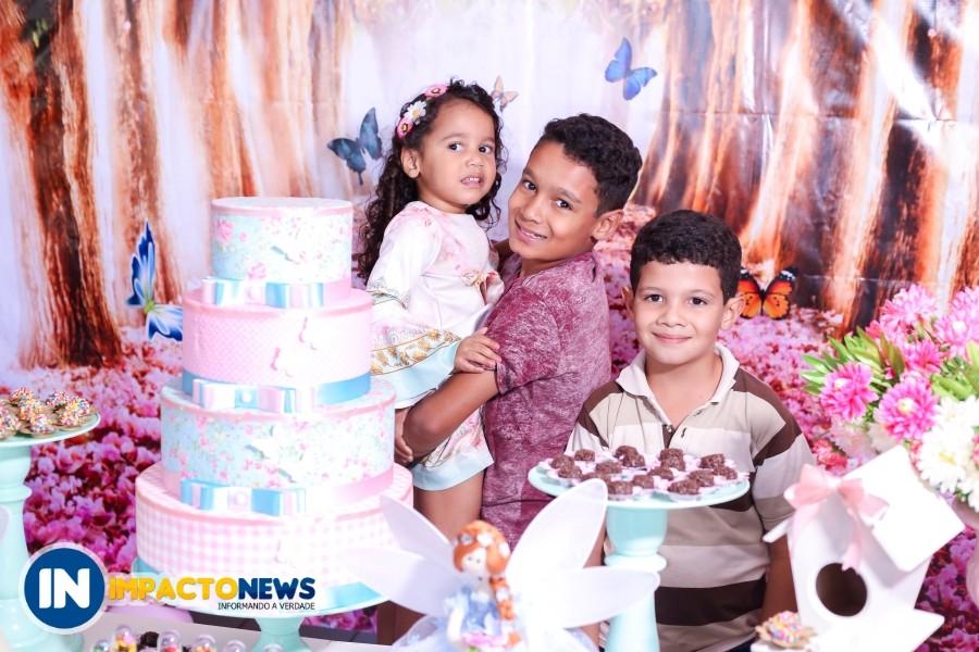 Aniversário de 3 aninhos da Sofia em Deodápolis