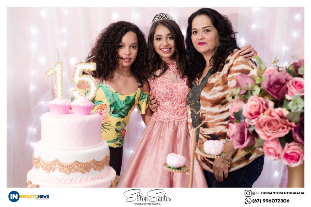 Festa de 15 anos da Ana Clara