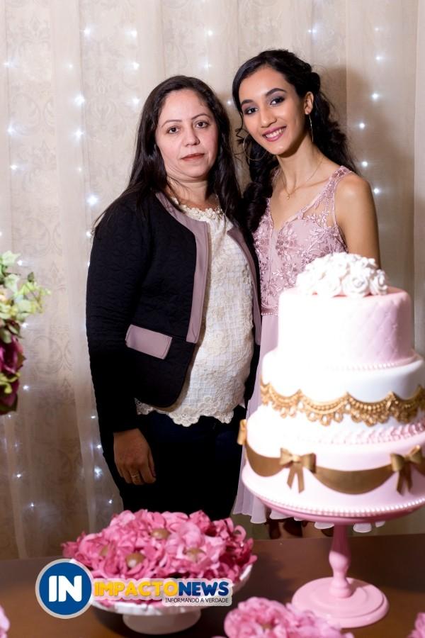 Aniversário de 15 anos da Daniela