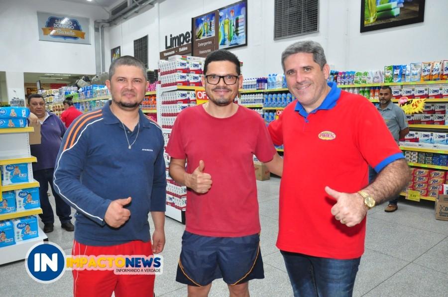 Inauguração do Supermercado Pires em Deodápolis