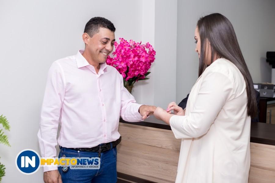 Casamento de Iris izabelle e Malvino em Deodápolis