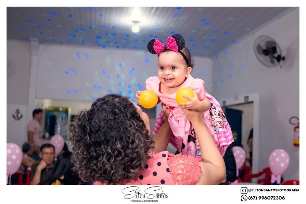 Veja aqui as fotos da princesinha Bárbara que completou o seu primeiro aniversário