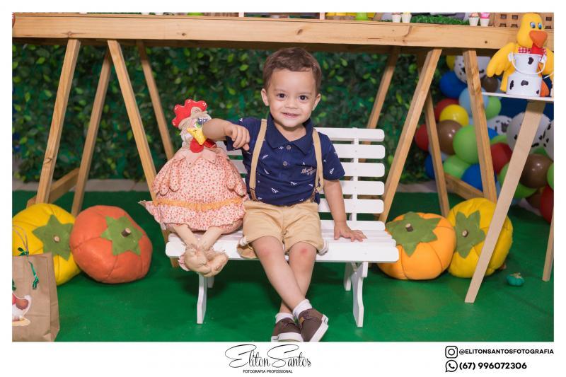 O João Miguel completou 2 aninhos em uma linda festa; veja as fotos