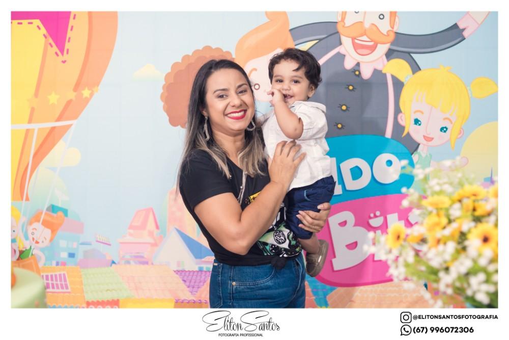 O mundo Bita esteve muito mais feliz com o aniversário de 1 aninho do Enrico Lorenzo