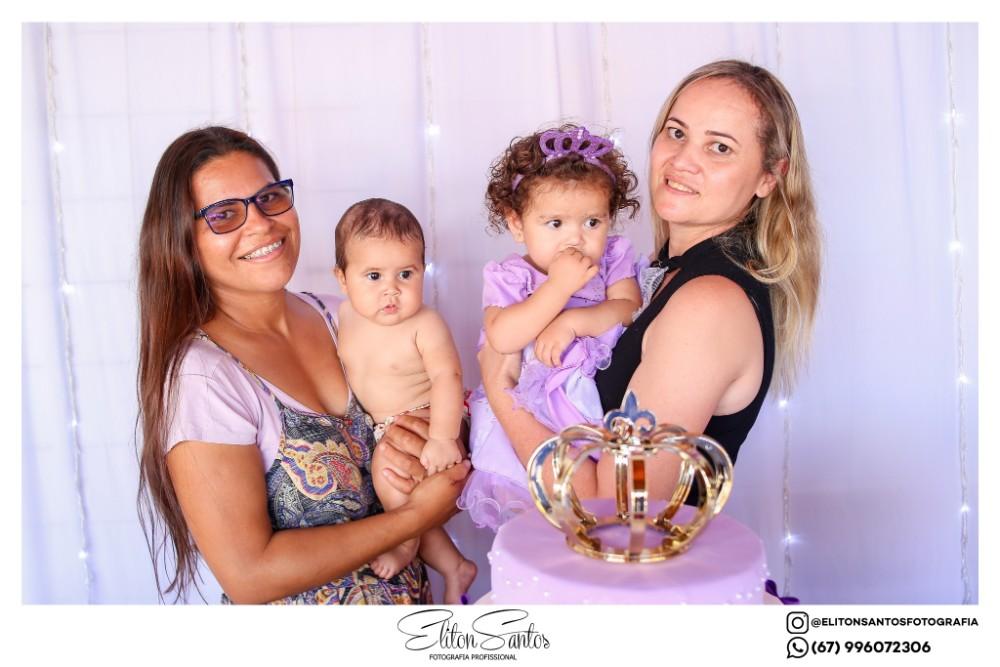O aniversário de 1 aninho da Sophia foi uma festa linda, veja as fotos