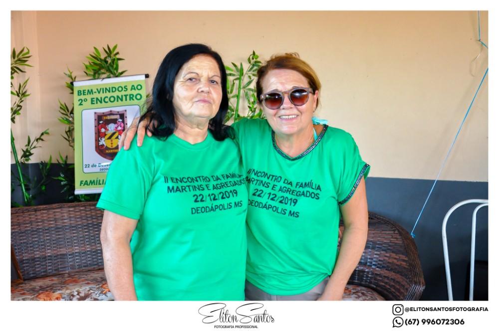 Veja aqui as fotos do 2º Encontro da Familia Martins e Agregados neste ano de 2019