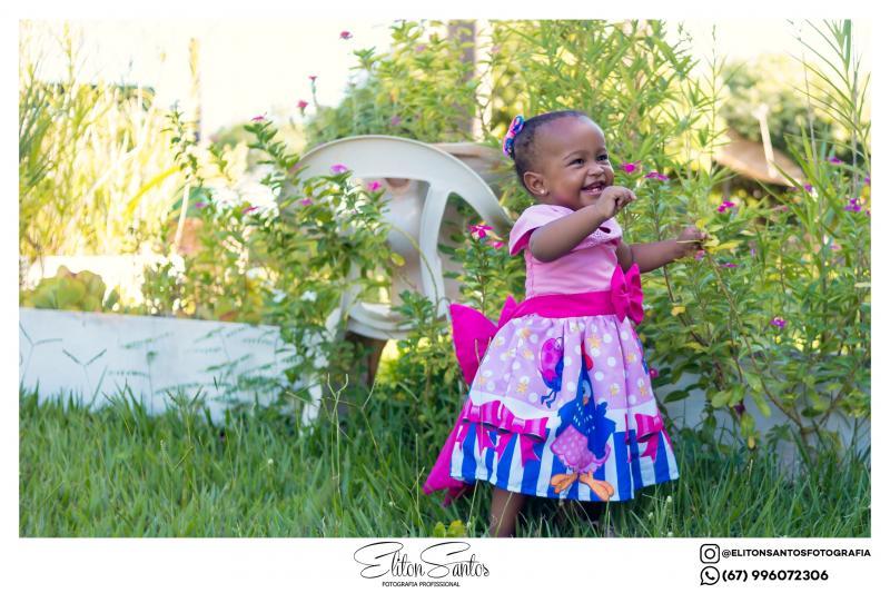 Aniversário de 1 aninho da pequena Yasmim em Deodápolis