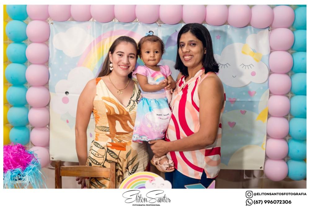Veja aqui as fotos do aniversário das princesas: Sandy e Wendy