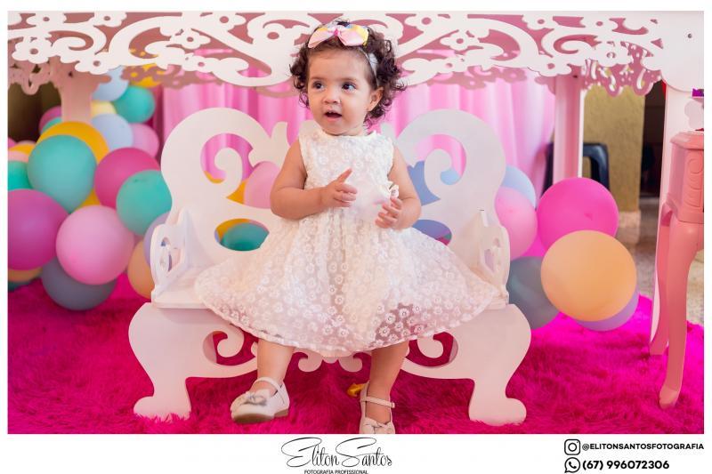 A festa de 1 aninho da Emily foi linda e cheia de muitas felicidades