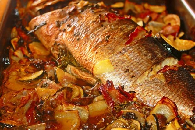 O Luis Carlos Gás te ensina: Veja como como preparar uma deliciosa receita de peixe ao forno para esta semana santa