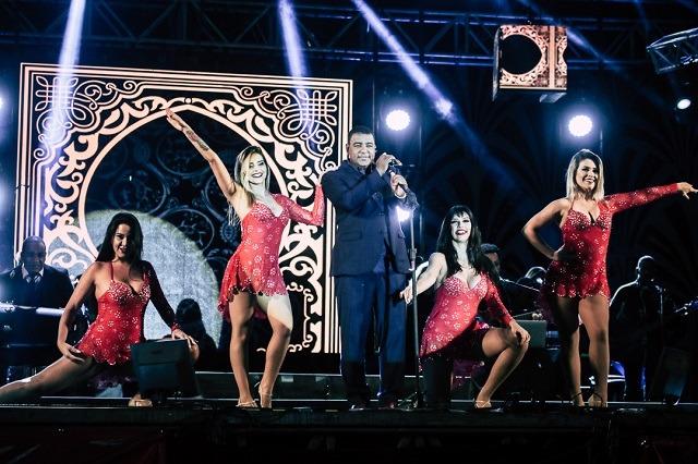 Último dia de shows da Expoagro termina com apresentação marcante de Raça Negra