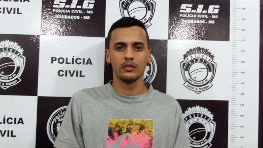 Ferido com tiro durante comemorações na Copa é preso com drogas em Dourados