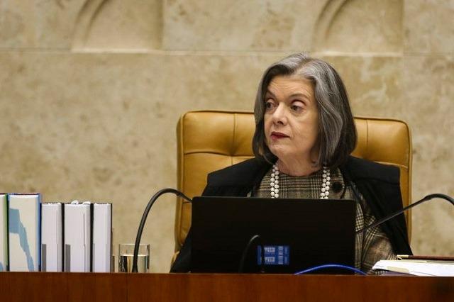 Presidente do STF e do CNJ, Cármen Lúcia - Crédito: Divulgação/Agência Brasil