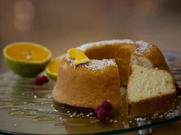 Saiba aqui como preparar um delicioso bolo de laranja de liquidificador