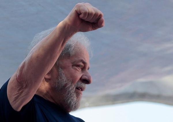 O ex-presidente teve rejeitado todos os outros pedidos para falar com a imprensa (Foto: Leonardo Benassatto/Estadão Conteúdo)