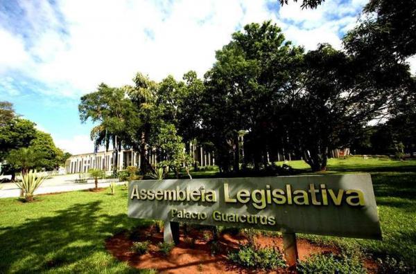 Assembleia Legislativa de Mato Grosso do Sul - Crédito: Arquivo/ALMS