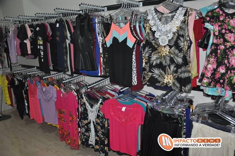 'Vest Eu Modas' inaugura neste sábado (13) com promoções e um delicioso coquetel