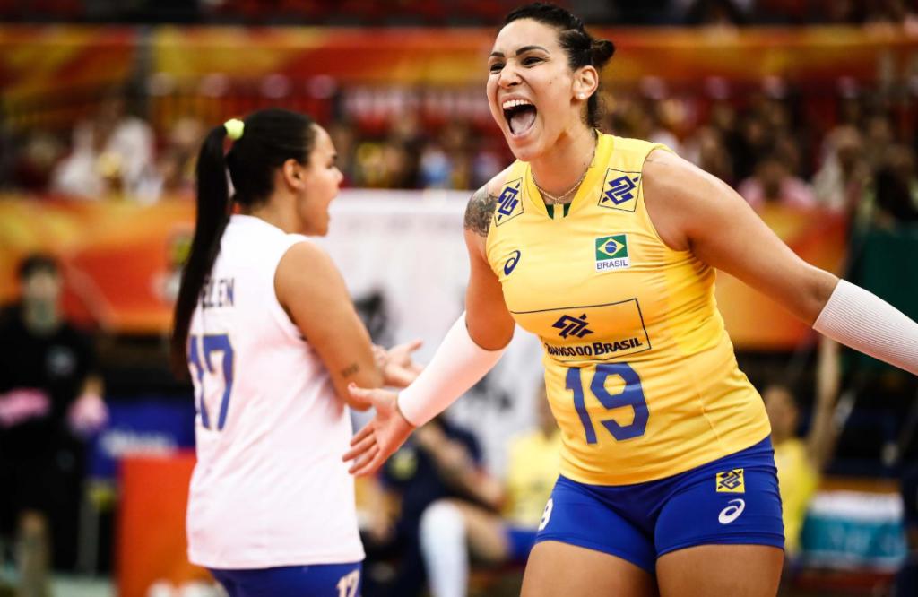 Em jogo duríssimo, Brasil vence a Holanda e mantém esperança no Mundial