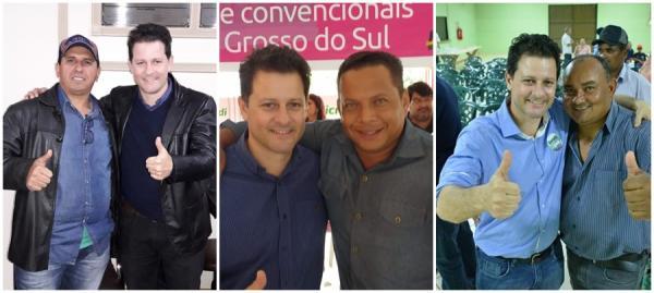 Vereadores agradecem votos de Renato Câmara em Deodápolis nestas eleições