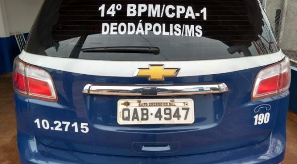 Mulher denunciou ex-companheiro por apropriação indébita de veículo em Deodápolis
