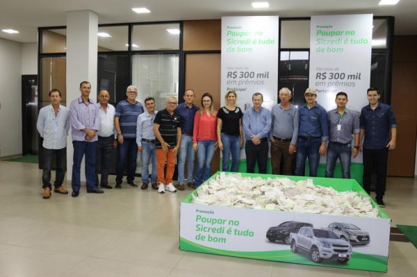 Sicredi Centro-Sul MS realiza 3º sorteio da promoção