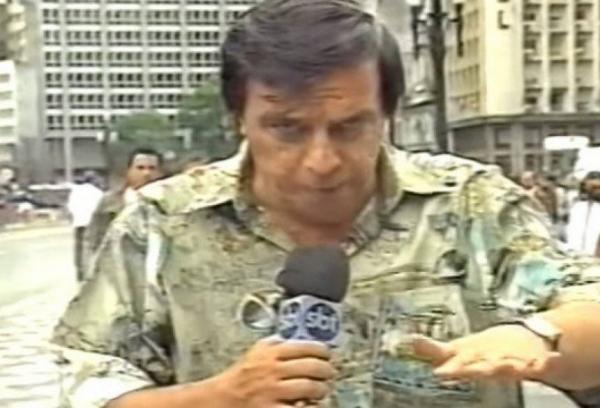 Morre Gil Gomes, jornalista policial, aos 78 anos, em São Paulo