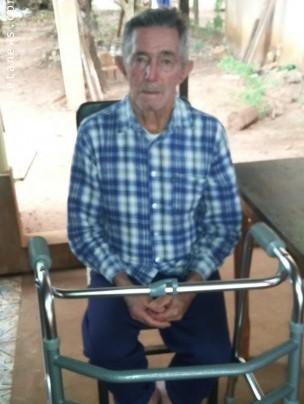 Idoso que estava desaparecido é encontrado morto em Amambai