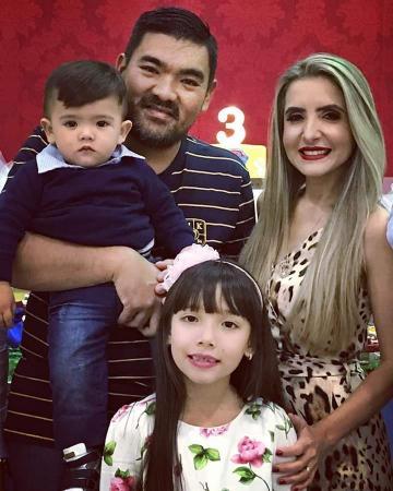 Empresário douradense e filho morrem em acidente na BR-267