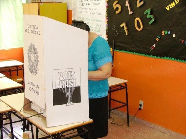 Em MS, 50 urnas foram trocadas
